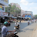 Tra Vinh Town