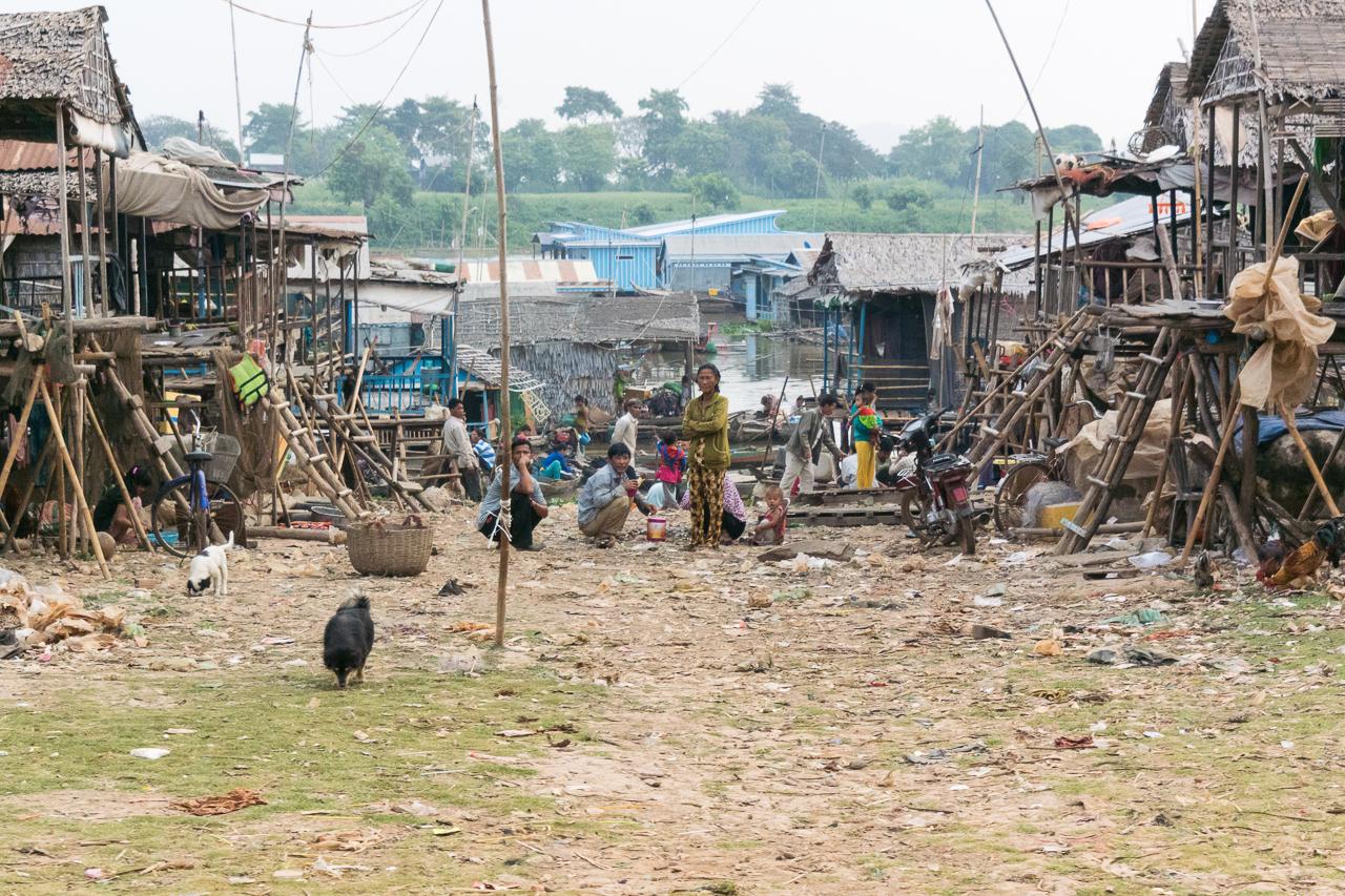 Itinerant Vietnamese community