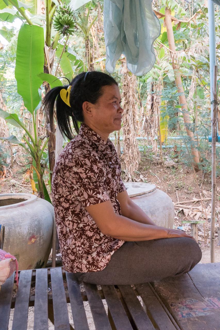 Miss Bon Chet, a Lendwithcare entrepreneur